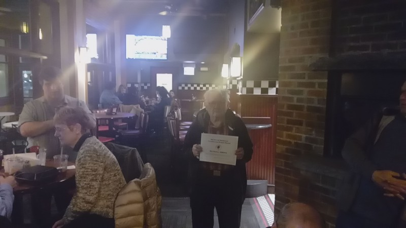 Holiday Party, Prizes and Awards – SARC